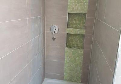Sanierung Badezimmer, Waldesch - Fliesenarbeiten - Schenk Trockenbau ...